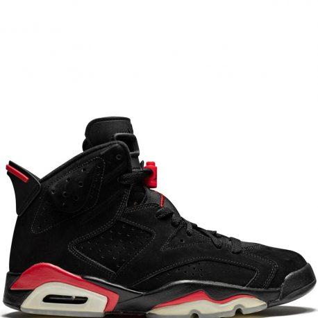 Air Jordan Nike AJ VI 6 Retro 'Varsity Red' (2010) (384664-061)