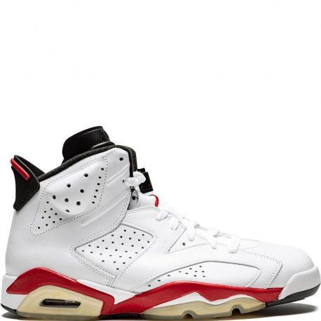 Air Jordan Nike AJ VI 6 Retro 'Bulls' (2010) (384664-102)