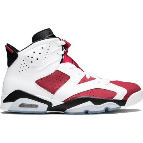 Air Jordan Nike AJ 6 VI Retro Carmine (2014) (384664-160)