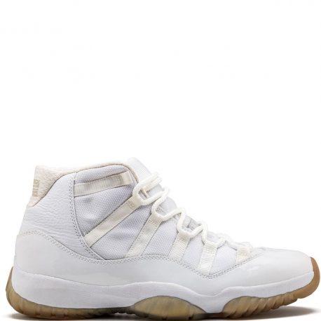 Air Jordan Nike AJ XI 11 Retro Silver Anniversary (2010) (408201-101)