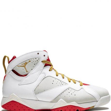 Air Jordan Nike AJ VII 7 Retro Hare YOTR (2011) (459873-005)