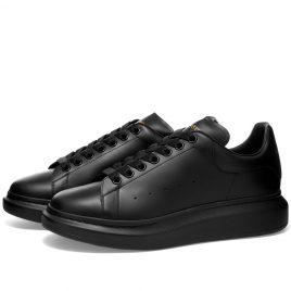 Alexander McQueen Wedge Sole Sneaker (553761WHGP0-1000)