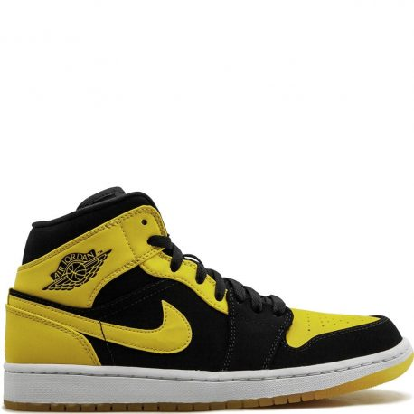 Air Jordan Nike AJ I 1 Retro Mid New Love (2017) (554724-035)
