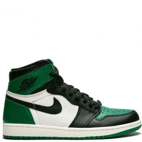 Air Jordan Nike AJ I 1 Retro High OG 'Pine Green' (2018) (555088-302)