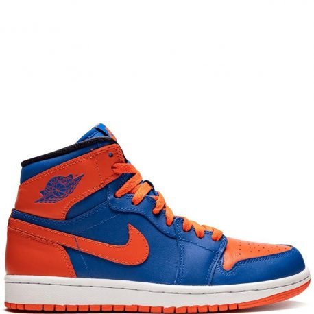 Air Jordan Nike AJ I 1 Retro Knicks (555088-407)