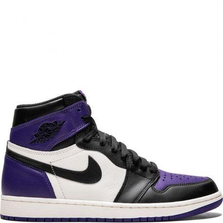 Air Jordan 1 High OG 'Court Purple' (2018) (555088-501)