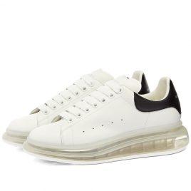 Alexander McQueen Air Bubble Wedge Sole Sneaker (604232WHX98-9061)