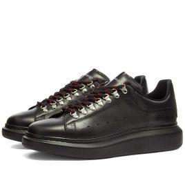 Alexander McQueen Hiker Wedge Sole Sneaker (604248WHRWA-1000)