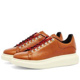 Alexander McQueen Hiker Wedge Sole Sneaker (604248WHRWD-2570)