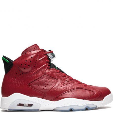 Air Jordan Nike AJ 6 VI Retro History of Jordan (Spiz'ike) (694091-625)