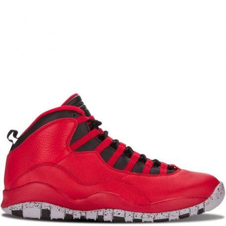 Air Jordan Nike AJ X 10 Retro Bulls Over Broadway (705178-601)