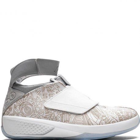 Air Jordan Nike AJ XX 20 Retro 'Laser' (2015) (743991-100)
