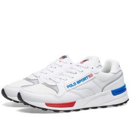 Polo Ralph Lauren Polo Sport Silver Hiking Shoe (809755987001)