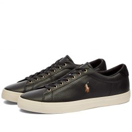 Polo Ralph Lauren Pony Player Perforated Vulcanized Sneaker (816785024001)