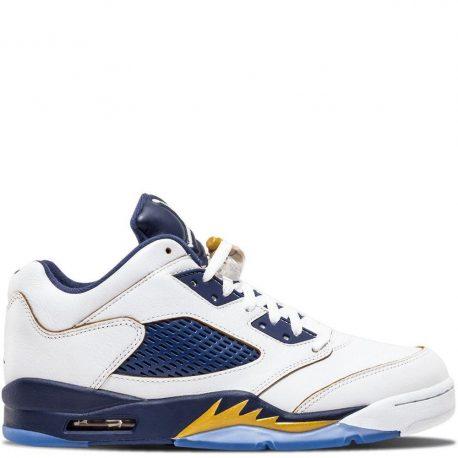 Air Jordan Nike AJ 5 V Retro Low Dunk From Above (819171-135)