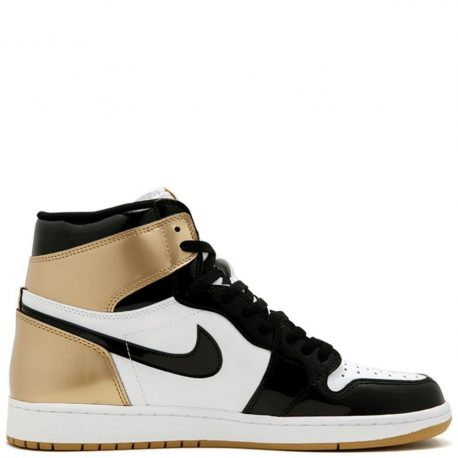 Air Jordan Jordan 1 Retro High Gold Top 3 Complex Con (861428-001)