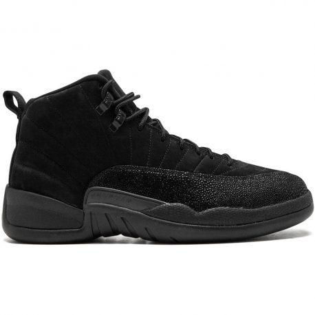 Air Jordan Nike AJ XII 12 Retro OVO Black (873864-032)