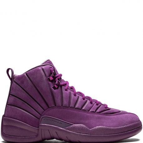 Air Jordan Nike AJ 12 XII Retro PSNY Bordeaux Public School (AA1233-600)