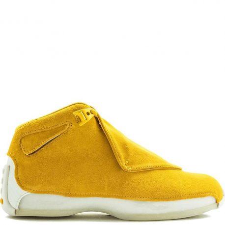 Air Jordan XXVIII 18 Retro Yellow Ochre (AA2494-701)