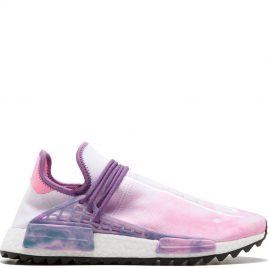 Adidas adidas x Pharrell Williams PW NMD Human Race HU Holi Pink Glow (AC7362)