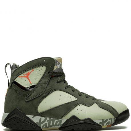 Air Jordan x Patta Nike AJ VII 7 OG SP 'Icicle' (2019) (AT3375-100)