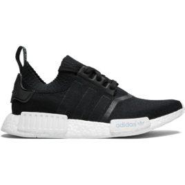 Adidas adidas NMD R1 PK Core Black White (BA8629)