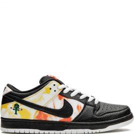 Nike SB Dunk Low 'Tie-Dye Raygun' Black (2019) (BQ6832-001)