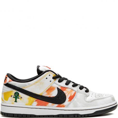 Nike SB Dunk Low 'Tie-Dye Raygun' White (2019) (BQ6832-101)