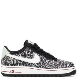 Nike Air Force 1 abstractprint sneakers (BV0319)