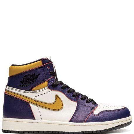 Air Jordan x Nike SB AJ I 1  Retro High OG 'LA to Chicago' (2019) (CD6578-507)