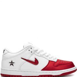 Nike SB x Supreme Dunk Low Red (2019) (CK3480-600)