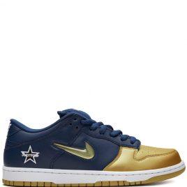 Nike SB x Supreme Dunk Low Gold (2019) (CK3480-700)