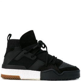 Adidas adidas x Alexander Wang AW BBall Black (CM7823)