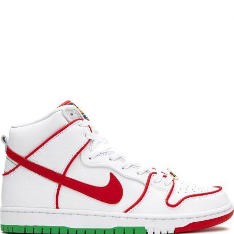 Nike SB x Paul Rodriguez Dunk High 'Mexico' (2020) (CT6680-100)