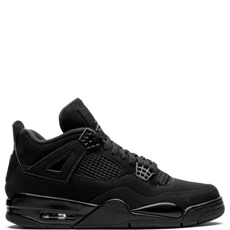 Air Jordan 4 Retro 'Black Cat' (2020) (CU1110-010)