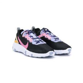 Nike Kids flat low top sneakers (CU0851-M001)