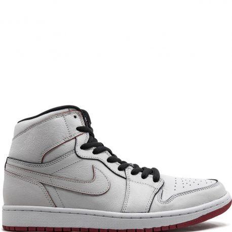 Air Jordan Nike AJ I 1 SB Lance Mountain White (653532-100)