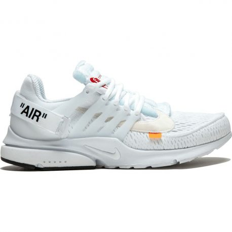 Nike x Off White Air Presto White (2018) (AA3830-100)