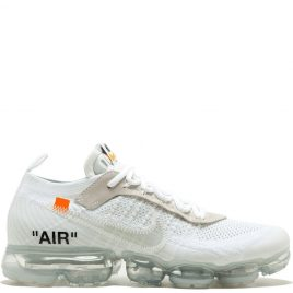 Nike x Off White Air VaporMax Flyknit White (2018) (AA3831-100)