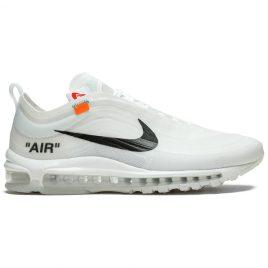 Nike X OffWhite  Nike x OffWhite The 10 Nike Air Max 97 OG (AJ4585-100)