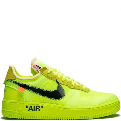 Nike x Off-White Air Force 1 Low Volt (2018) (AO4606-700)