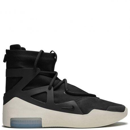Nike Air Fear of God 1 'Black' (2019) (AR4237-001)