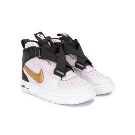 Nike Kids Force 1 Highness hightop sneakers (BQ3599-500)