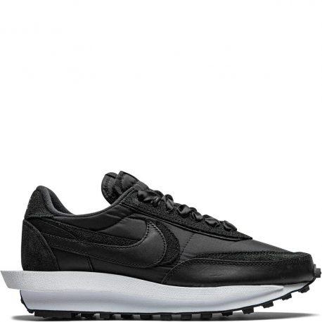 Nike x Sacai LDWaffle 'Black Nylon '(2020) (BV0073-002)