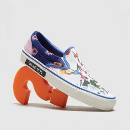 Vans Slip On 'New Wave' – size? Exclusive (VN0A3JEX03W)