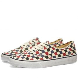Vans Authentic Washed Checkerboard (VN0A2Z5IW021)
