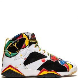 Air Jordan Nike AJ VII 7 Retro 'Miro Olympic' (2008) (323213-161)