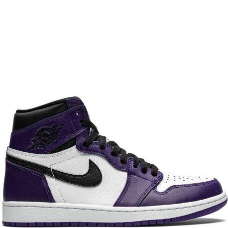 Air Jordan 1 Retro High OG 'Court Purple' (2020) (555088-500)