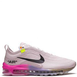 Nike X OffWhite  OffWhite x Nike The 10 Air Max 97 OG  (AJ4585-600)