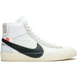 Nike X OffWhite  Nike x OffWhite The 10 Blazer (AA3832-100)